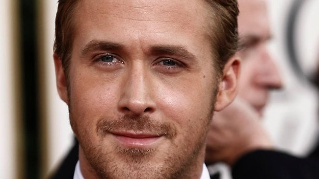 The Notebook and Stupid, Crazy, Love star Ryan Gosling. Picture: AP