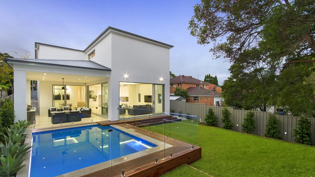 Strathfield Property Sells For  Million