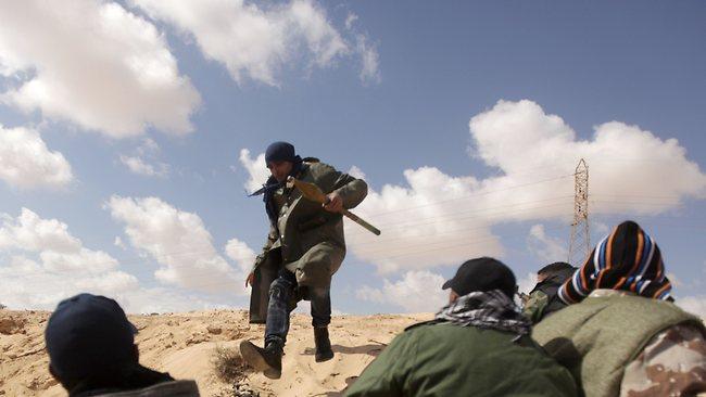 LIBYA-CONFLIC-AJDABIYA
