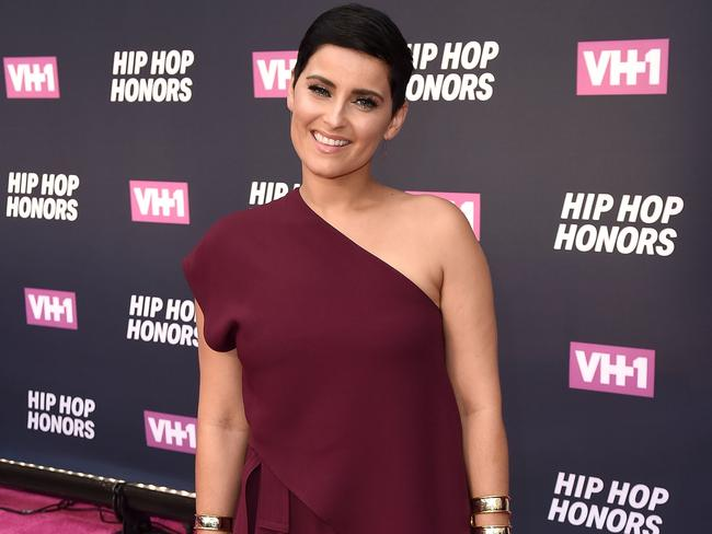 Furtado hits the red carpet last year. Picture: Nicholas Hunt/Getty Images for VH1