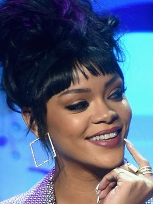 Single ... Rihanna hasn't had an official boyfriend since Chris Brown. Picture: Getty