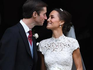 ***BESTPIX*** Wedding Of Pippa Middleton and James Matthews