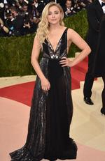 "Chloe Grace Moretz attends the ""Manus x Machina: Fashion In An Age Of Technology"" Costume Institute Gala at Metropolitan Museum of Art on May 2, 2016 in New York City. Picture: Dimitrios Kambouris/Getty Images"