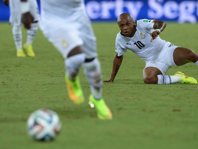 Ghana should have kept its eye on the ball during the closing minutes against the USA.