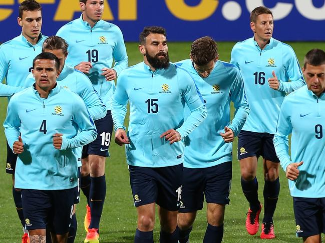 Now it's really game on for Socceroos
