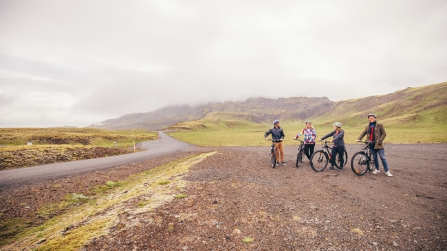 Iceland is known for its scenery. Image: Intrepid Travel.