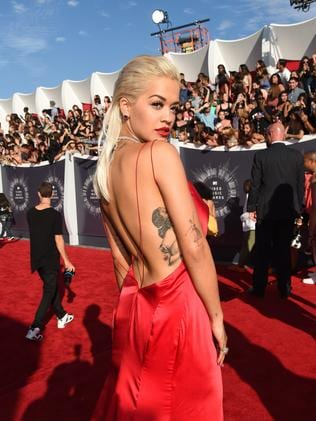 Singer Rita Ora. Picture: Getty