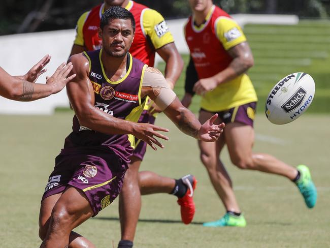 Is Anthony Milford the man to lead Brisbane towards a premiership?