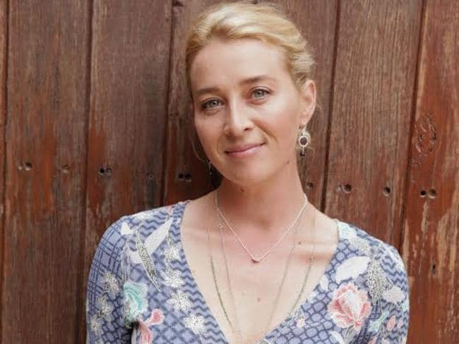Can't let her go ... Australia fell in love with Nina Proudman played by Asher Keddie. Picture: Supplied.