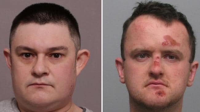 Luke Harlow (left) and Stephen Beadman were found guilty for their part in the murder of 15-year-old Kayleigh Haywood. Picture: Leicestershire Police/PA