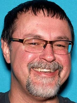 Tad Cummins was arrested on Thursday in California. Picture: Tennessee Bureau of Investigations via AP.