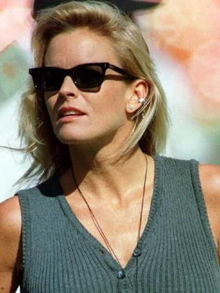 Nicole Brown Simpson one year before she was murdered. Picture: Supplied