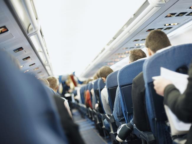 Do what you can to switch your middle seat with a more desirable location.