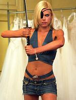 <p>Sophie Monk in a scene from the film Date Movie.</p>