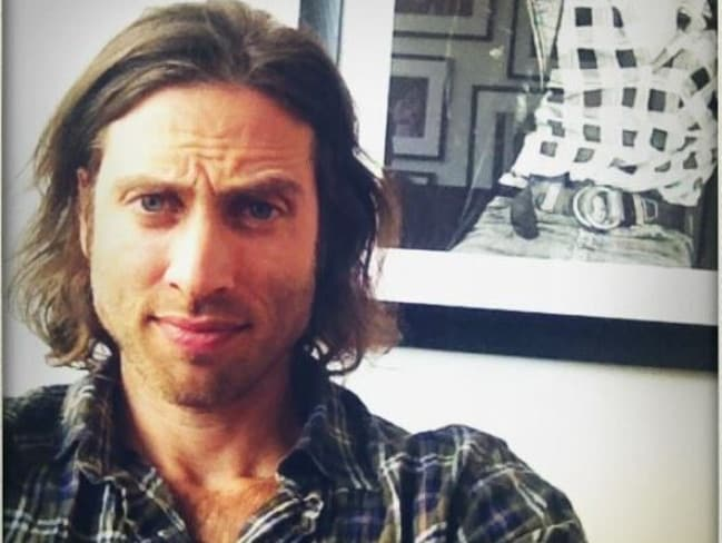 Conscious coupling? ... Paltrow is dating Glee creator Brad Falchuk, who split from his wife last year. Picture: Twitter