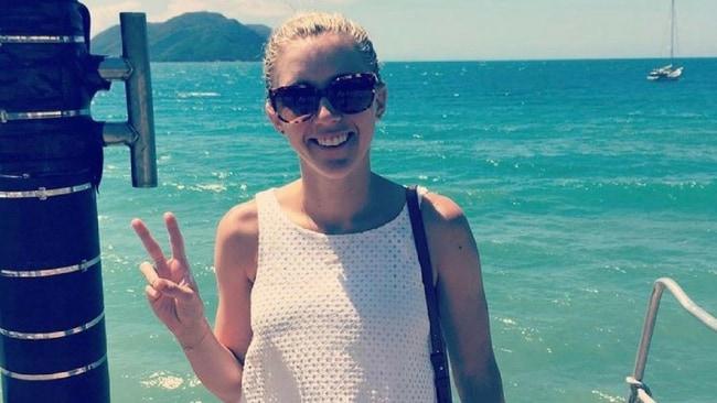 Emily, 27, a Brisbane based nurse. Image: Supplied