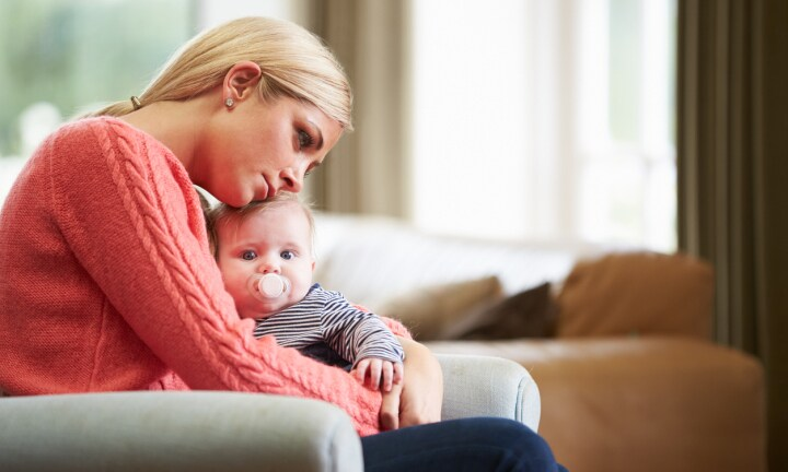 Study finds we're still failing mums when it comes to PND