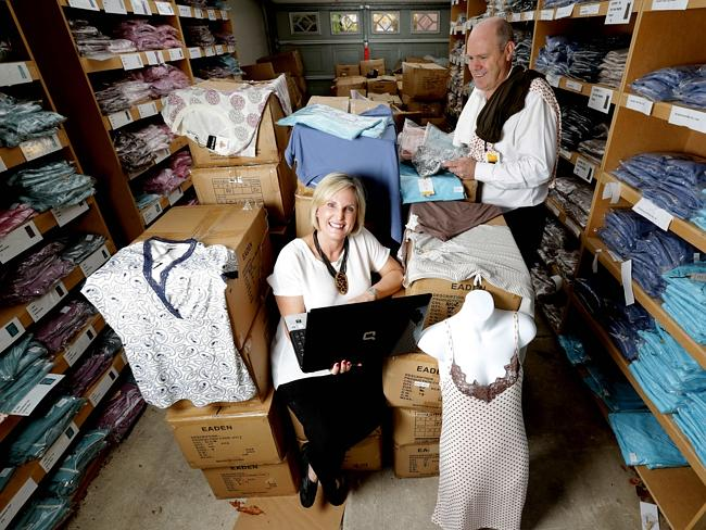 Home can be a hive of business activity