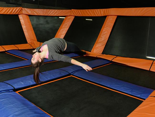 Although Injuries Do Occur In Trampoline Parks Many Claim They Are A Great Way To Keep Fit