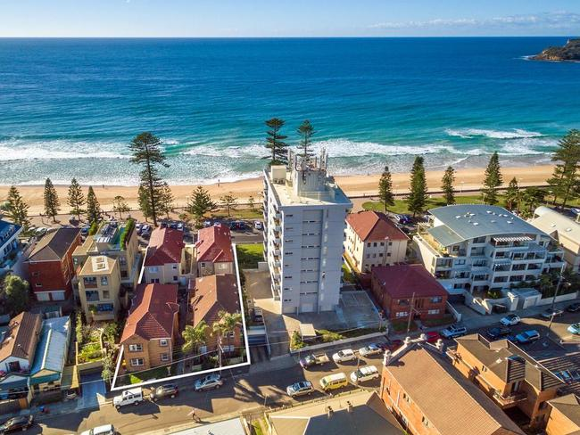 Manly apartments for sale: Tiny two-bedders valued at $1 ...