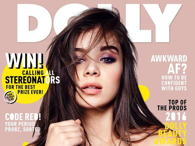 <i>Dolly</i> magazine's print edition has been axed after 46 years.