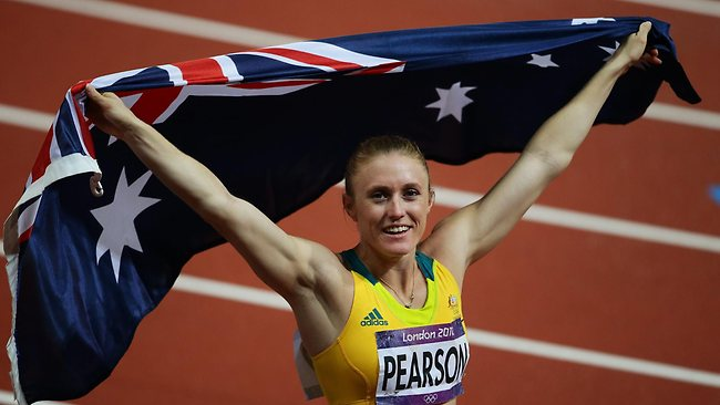 Sally Pearson's gold medal was one of the many memorable highlights from the London Olympics. Picture: Brett Costello