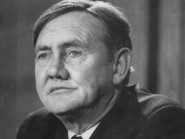 John Gorton was prime minister in 1969 when Badgerys Creek was first talked about.