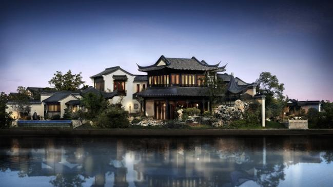 Inside The Most Expensive House In China Photos