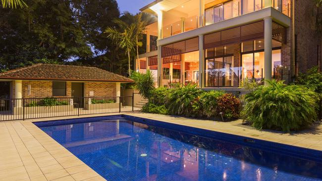 Classic Mansion Hits The Gold Coast Property Market
