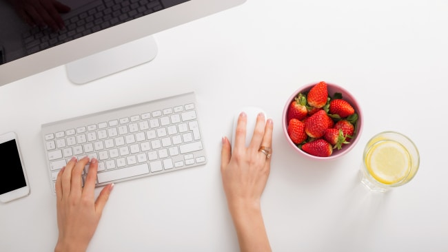 Desk expectations... Image: iStock