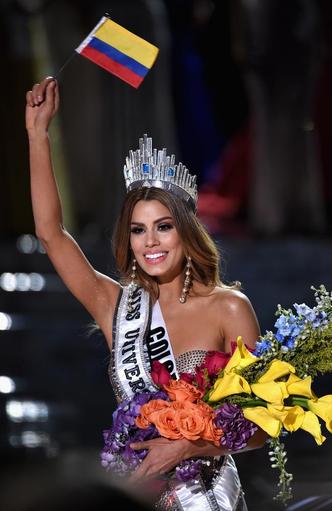 miss universe 2015 final live winners runners up and