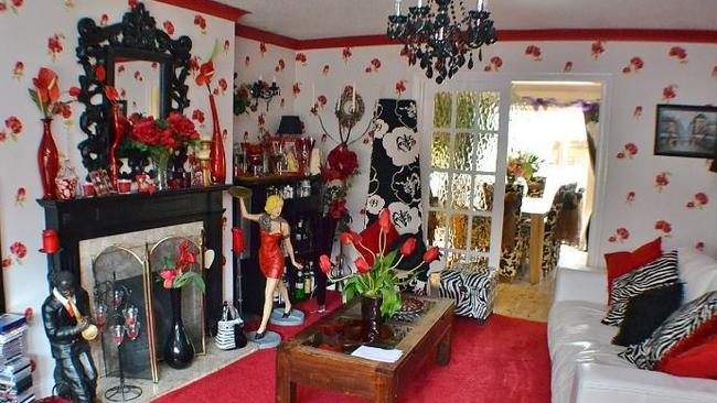 Urgh ... Surprisingly not everyone may like your decorating style. Picture: Looney Listing
