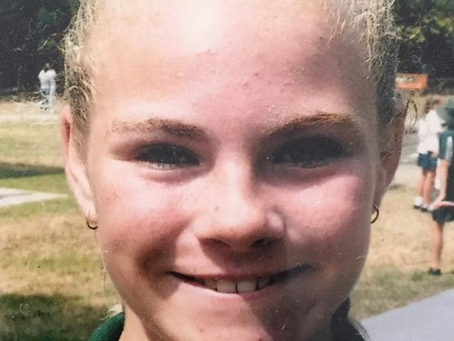 Missing 11-year-old girl Jacinta Laverance in Sydney. Picture: AAP Image/Supplied by NSW Police
