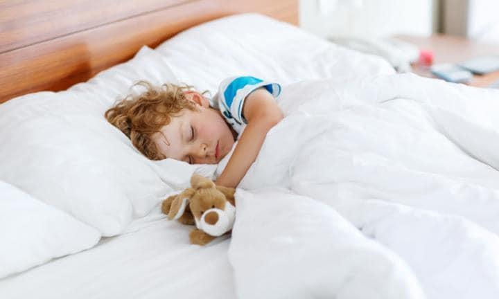 How to choose the right bed for growing kids