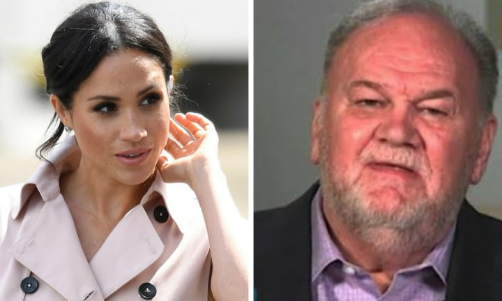 Thomas Markle 'made up' heart surgery to avoid royal wedding, source claims