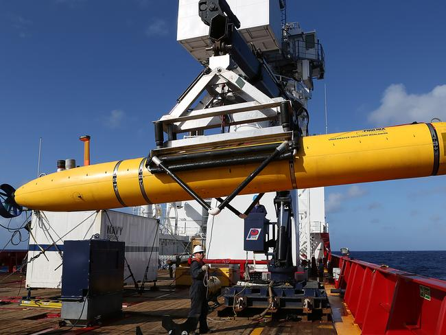 Search vessels used ... the Phoenix International Autonomous Underwater Vehicle (AUV) Artemis was used by Australian Defence Vessel Ocean Shield in the search for MH370.