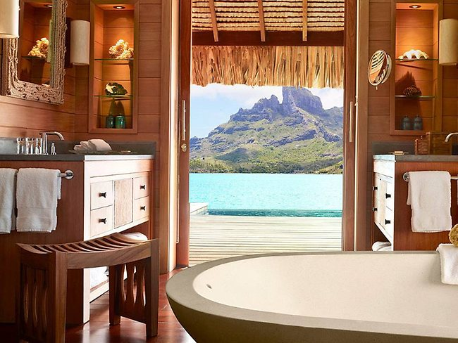 Four Seasons Resort Bora Bora, Motu Tehotu, French Polynesia