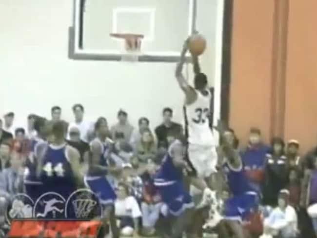 Kobe Bryant honed his deadly jump shot in high school.