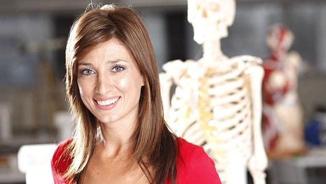 Dr Maryanne Demasi is a reporter and presenter with ABC's Catalyst. Picture: ABC