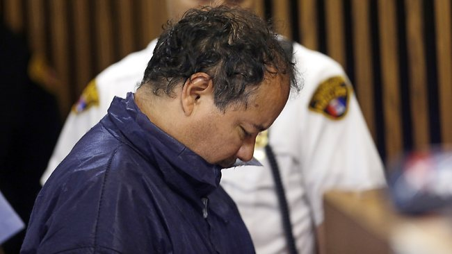 Ariel Castro appears in Cleveland Municipal court.