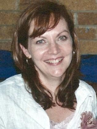 Allison Baden-Clay's body was found dumped in a creek.