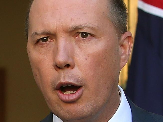 Dutton demands apology from ABC