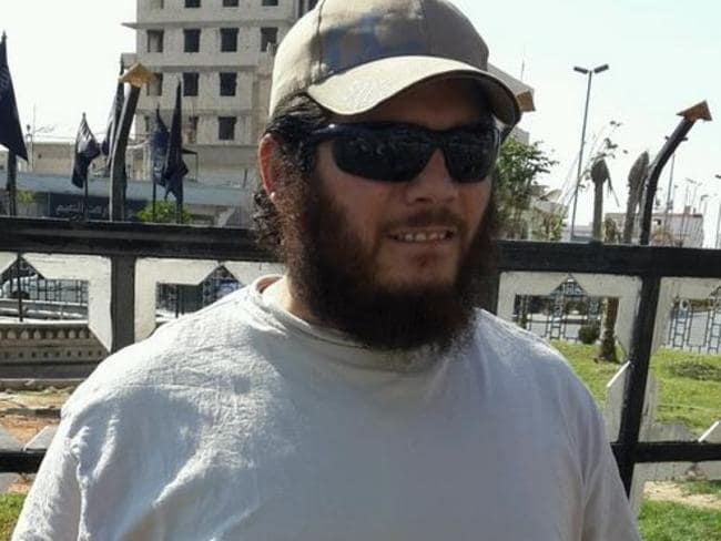 Khaled Sharrouf fled Australia to fight with Islamic extremist insurgents in Syria.