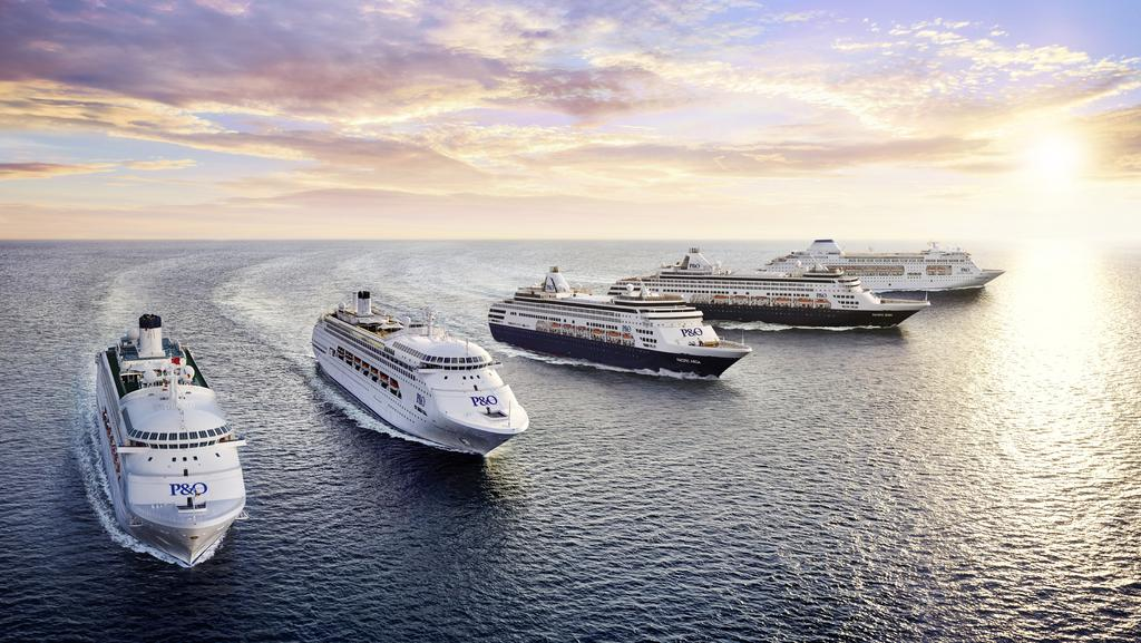 POs Pacific Aria And Pacific Eden To Join Fiveship Spectacular - Cruise ship movements sydney harbour
