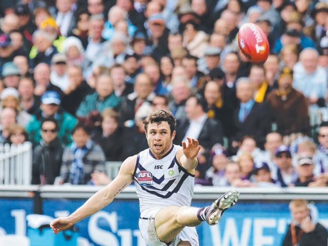 Hopefully Hayden Ballantyne's radar is a little more on target this year. Picture by Geor