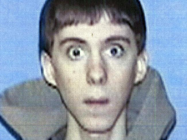 Adam Lanza killed 26 people at Sandy Hook Elementary School in Newtown, Connecticut in December 2012. Pic: AP/ Western State University.