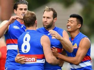 Western Bulldogs v Melbourne - 2017 JLT Community Series