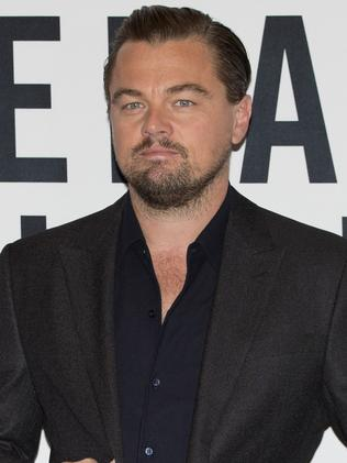 Actor Leonardo DiCaprio is listed as one of the celebrity guests. picture: AP