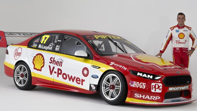 Supercars 2017 djr team penske livery revealed pics for Mclaughlin motors used cars