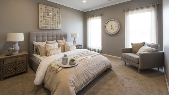 Comfort and class in The Bondi MKII 190 display home.